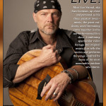 Les Stroud One Sheet